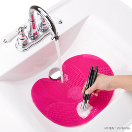 Sigma Spa Brush Cleaning Mat | Tapete p/ limpar pincéis