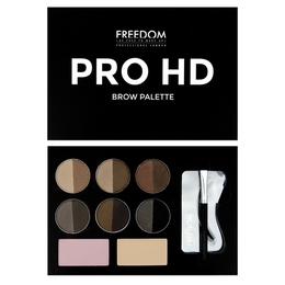 Paleta de Sobrancelhas Pro HD - Freedom Makeup London