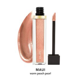 Jouer High Pigment Pearl Lip Gloss Cor Maui