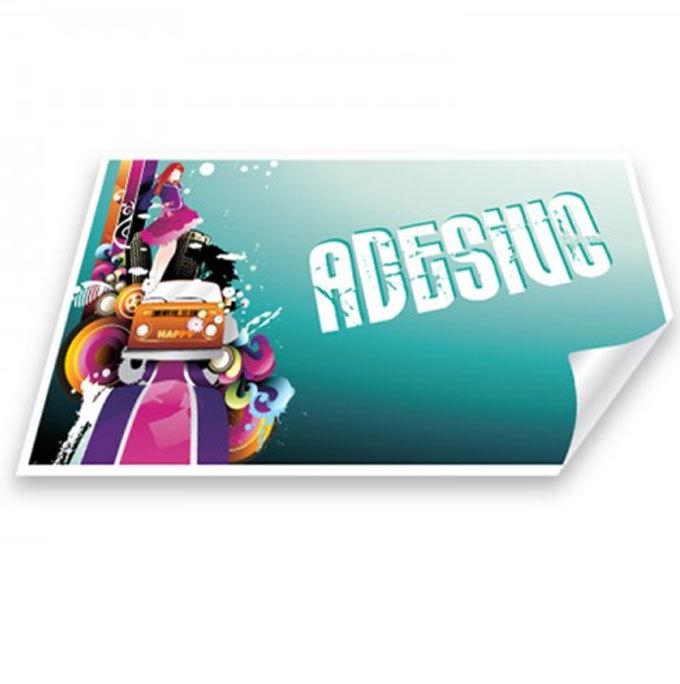 Adesivo impress u00e3o Digital M u00b2 Imprintpoa