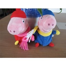 Leve 2 Pague 1 - Peppa Pig - Peppa e George - 15 cm