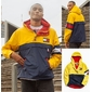 Corta vento TOMMY HILFIGER - Yellow navy