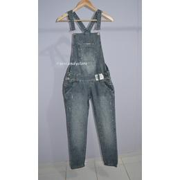 Macacão Jeans Longo - Jardineira Jeans