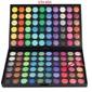 Estojo paleta de sombra 120 cores