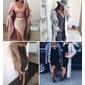 Casaco longo fashion