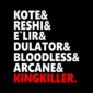 Kingkiller - The Name of Wind