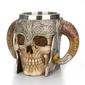 Caneca Vinking 3D Skull