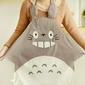 Avental com proteção de braços Meu Amigo Totoro