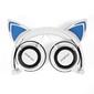 Fone de ouvido estilo de Gato
