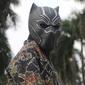 Máscara do Pantera Negra - Marvel Comics