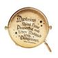 Porta moedas Vira tempo - Harry Potter