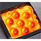 Conjunto esferas do dragão - 3 tamanhos - Dragon Ball Z