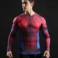 Camisas manga longa do Homem-aranha e do Capitão América - Marvel Comics