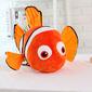 Pelúcias do Nemo e Dory 23cm - Antialérgico