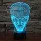 Luminária Joker 3D - DC Comics