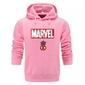 Moletom Logo Marvel e Homem Aranha
