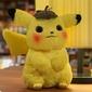 Pelúcia Detetive Pikachu - Pokemon