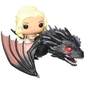 Funko PoP do Night King & Icy Viserion e Daenerys & Dragon