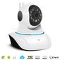 Câmera IP Robozinho Full Hd 1080p WIFI baba Eletrônica
