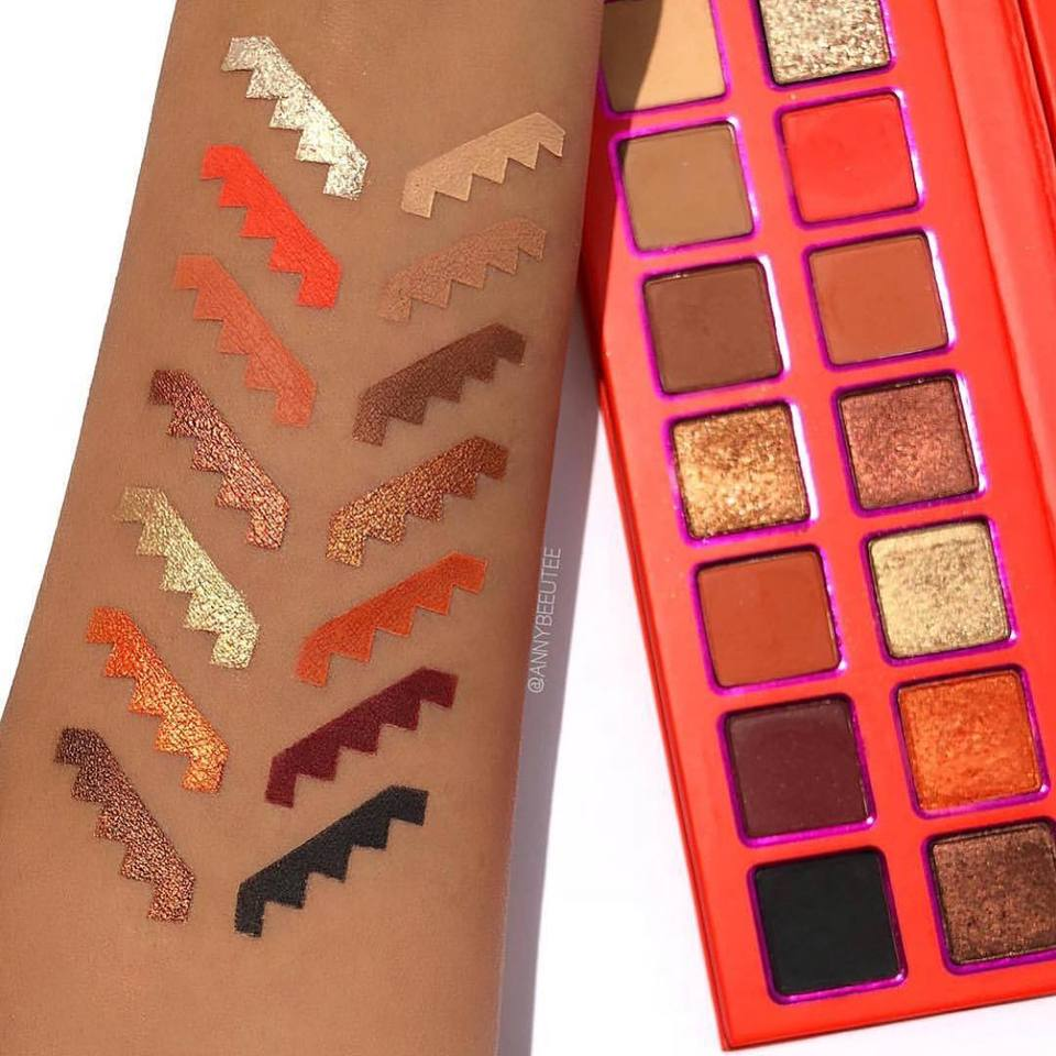 Kyshadow - The Summer Palette by Kylie Cosmetics #8