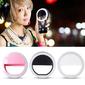 Mini Ring Light portátil para Selfie ou fotos em em ambientes escuros