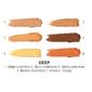 Paleta de corretivos NYX 6 cores - CONCEAL, CORRECT, CONTOUR,CAMOUFLER, CORRIGER, ACCENTUER - Produto Original