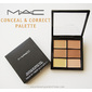 MAC Studio Pro Conceal and Mac Concealer Palette - Medium