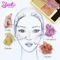 SOLSTICE HIGHLIGHTING PALETTE - Sleek Makeup - Original