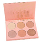 Colour Pop In-Nude-Endo Pressed Powder Highlighter Palette