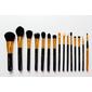 Kit 15 pincéis Profissionais Black/Gold Jessup