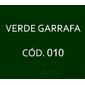 Flocos de Nylon Verde Garrafa / Po para flocagem - 0,5Kg