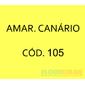 Flocos de Nylon Amarelo Canário / Po para flocagem - 0,5Kg