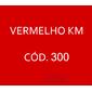 Flocos de Nylon Vermelho KM / Po para flocagem - 0,5Kg