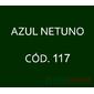 Flocos de Nylon Azul Netuno / Po para flocagem - 0,5Kg