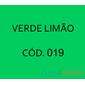 Flocos de Nylon Verde Limão / Po para flocagem - 0,5Kg
