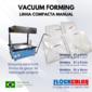 Vacuum Forming Compacta 55 x 55cm