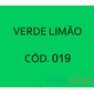 Flocos de Nylon Verde Limão / Po para flocagem - 1Kg