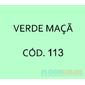 Flocos de Nylon Verde Maçã / Po para flocagem - 1Kg