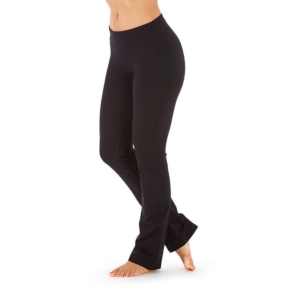 dc10083e7 Calça Bailarina Legging Fitness Suplex - Preta - Beca Fit