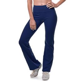 e336cf13b Calça Bailarina Legging Em Suplex Lisa - Azul Marinho