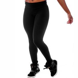 45e225d12 Calça Legging Fusô Lisa Suplex - Preta