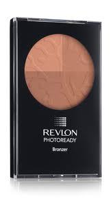 Pó Compacto Photoready, blush,  Bronsed & Chic 100, 10g - Revlon