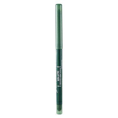 Milani, Lápis Delineador para olhos, Easylyner Glitter for eyes, 02 Emerald Stone, 0.35g.