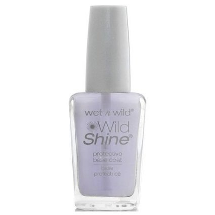 Wet n Wild Wild Shine esmalte protective base coat 406C