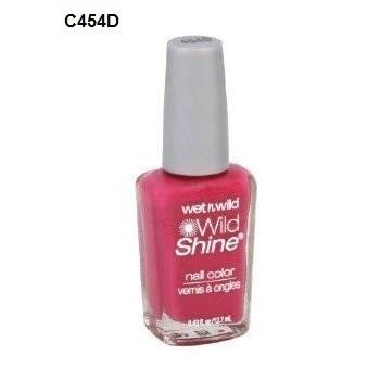 Wet n Wild  Esmalte para Unhas Wild Shine Nail Color -cores variadas
