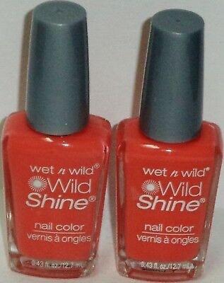 Wet n Wild  Esmalte para Unhas Wild Shine Nail, Várias cores