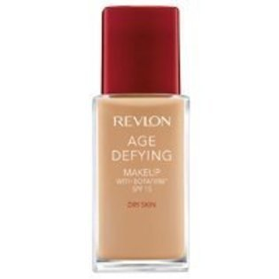 Revlon Base Facial Age Defying SPF 15, Dry Skin- 17 Rich Tan, 37ml
