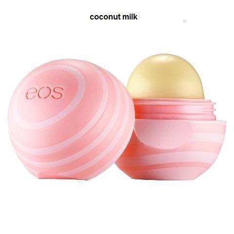 EOS Lip Balm Protetor Labial  Coconut Milk