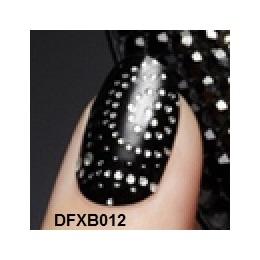 Dashing Diva Adesivos, Pelicula para Unhas Design Fx Bling Nail Appliqués