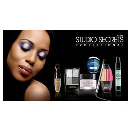 L'Oreal sombra Paris Wear Infinite Eyeshadow Quad. 506 Rose Fields,4.8g